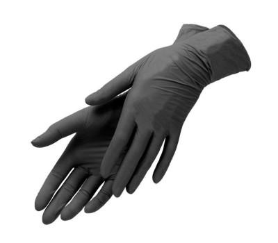 Перчатки нитриловые (90 шт) L