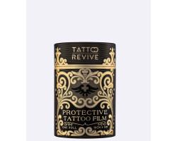 Tattoo Revive PROTECTIVE TATTOO FILM, 10M X 10CM