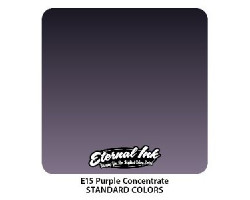ETERNAL INK E15 PURPLE CONCENTRATE