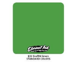 ETERNAL INK E33 GRAFFITI GREEN