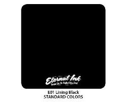 ETERNAL INK E01 LINING BLACK
